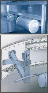 ALUMINATOR ® Первичный башмачный затвор